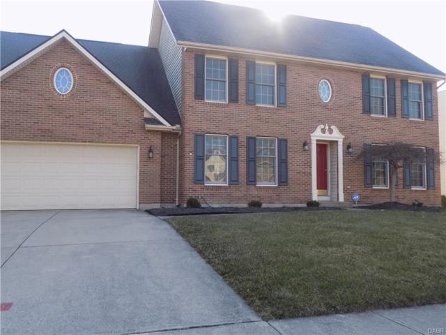 930 Stonehenge Drive, Tipp City, OH 45371 (MLS #758418) :: The Gene Group