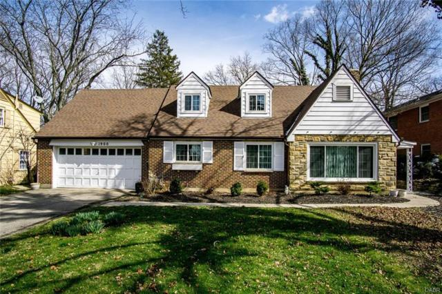 1900 Coolidge Drive, Oakwood, OH 45419 (MLS #758454) :: Denise Swick and Company