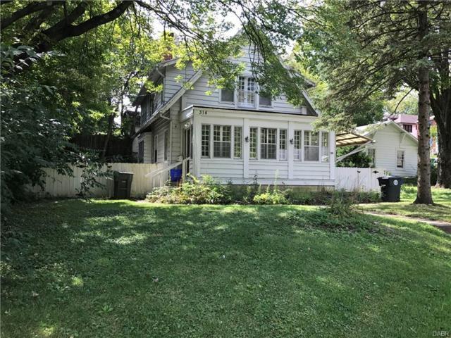 314 Parkwood, Dayton, OH 45405 (MLS #758458) :: Jon Pemberton & Associates with Keller Williams Advantage