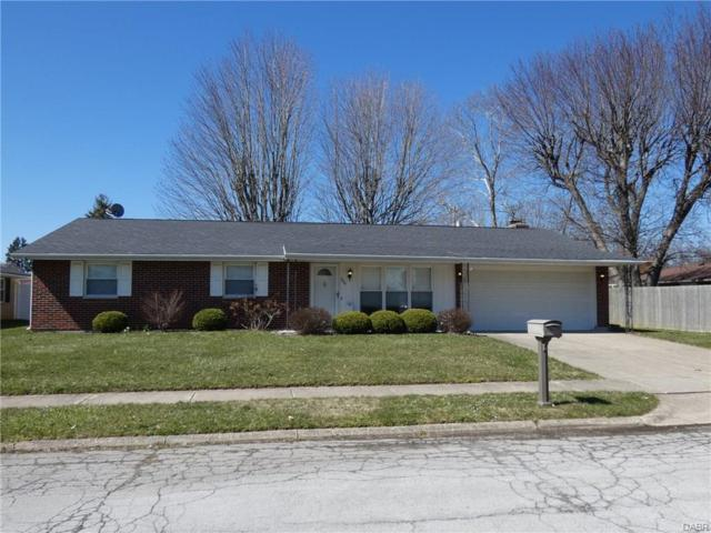 794 Saxony Drive, Xenia, OH 45385 (MLS #758563) :: The Gene Group