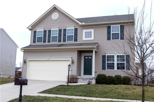 107 Sandelwood Street, Springboro, OH 45066 (MLS #758573) :: The Gene Group