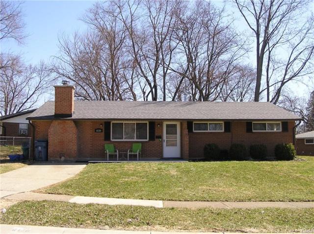 6128 Sandbury Drive, Huber Heights, OH 45424 (MLS #758574) :: The Gene Group