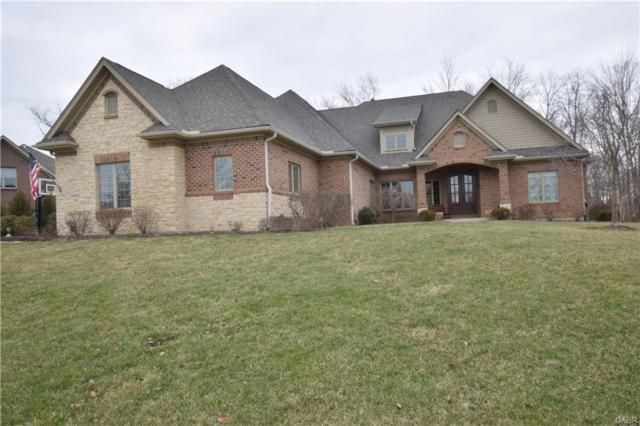 1012 Paxon Drive, Bellbrook, OH 45305 (MLS #758662) :: The Gene Group