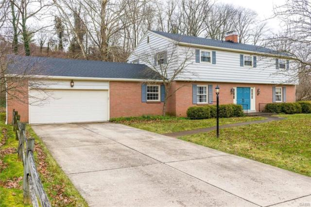 5563 Folkestone Drive, Washington TWP, OH 45459 (MLS #758668) :: Jon Pemberton & Associates with Keller Williams Advantage