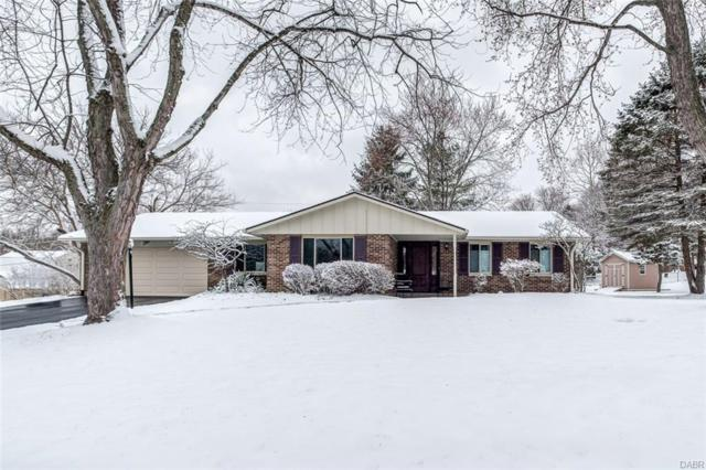 2109 Sheffield Place, Bellbrook, OH 45305 (MLS #758818) :: The Gene Group