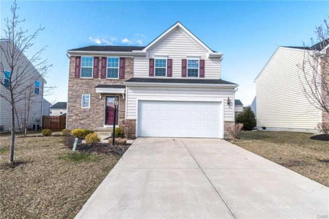 1305 Crystal Harbour Drive, Fairborn, OH 45324 (MLS #758909) :: The Gene Group