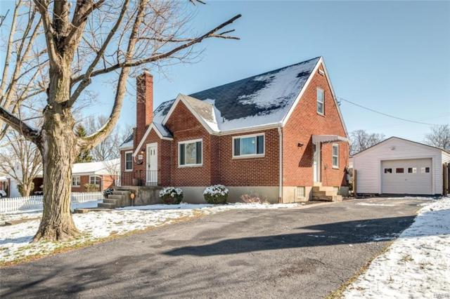 725 West Street, Xenia, OH 45385 (MLS #758960) :: The Gene Group