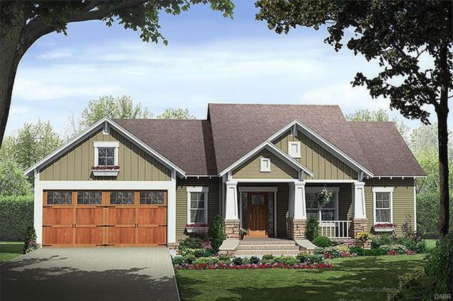 607 Meadow Glen Ave., Brookville, OH 45309 (MLS #759021) :: The Gene Group