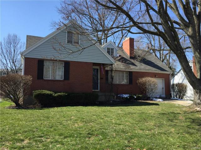 2551 Woodway Avenue, Dayton, OH 45406 (MLS #759047) :: The Gene Group