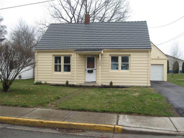 1233 Vornholt Street, Troy, OH 45373 (MLS #759433) :: The Gene Group