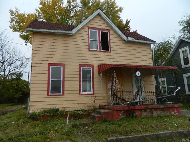 467 Harrison Street, Springfield, OH 45505 (MLS #759737) :: The Gene Group