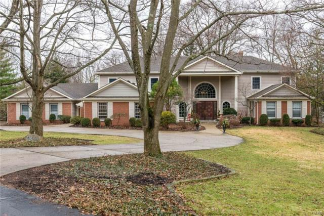 4341 Trails End Drive, Kettering, OH 45429 (MLS #760245) :: The Gene Group