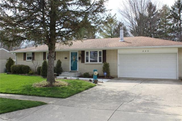 223 Zimmerman Street, New Carlisle, OH 45344 (MLS #760485) :: Denise Swick and Company