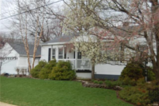 911 East Drive, Kettering, OH 45419 (MLS #760816) :: Denise Swick and Company