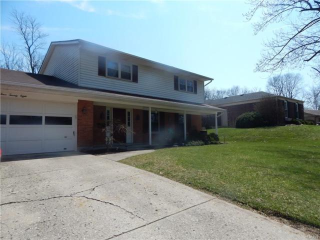 4428 Parklawn Drive, Kettering, OH 45440 (MLS #760862) :: Denise Swick and Company