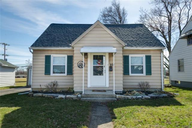 804 Main Street, Tipp City, OH 45371 (MLS #760878) :: Denise Swick and Company