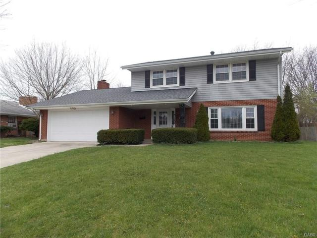 247 Bowman Drive, Fairborn, OH 45324 (MLS #760894) :: Denise Swick and Company