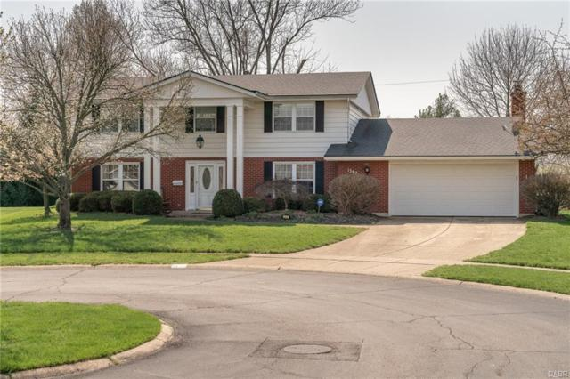 1392 Ridgecrest Court, Fairborn, OH 45324 (MLS #761039) :: Denise Swick and Company