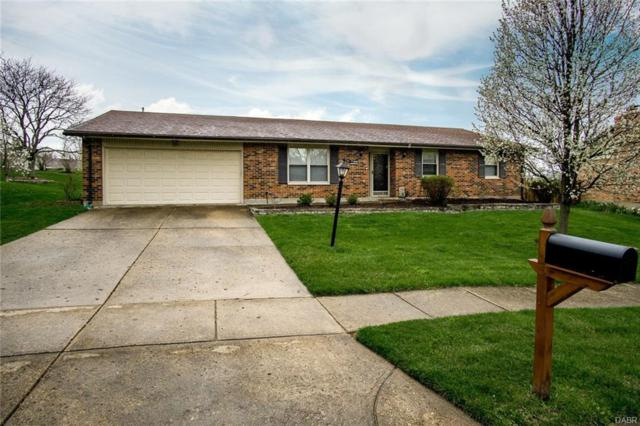 721 Nottingham Place, Miamisburg, OH 45342 (MLS #761080) :: The Gene Group