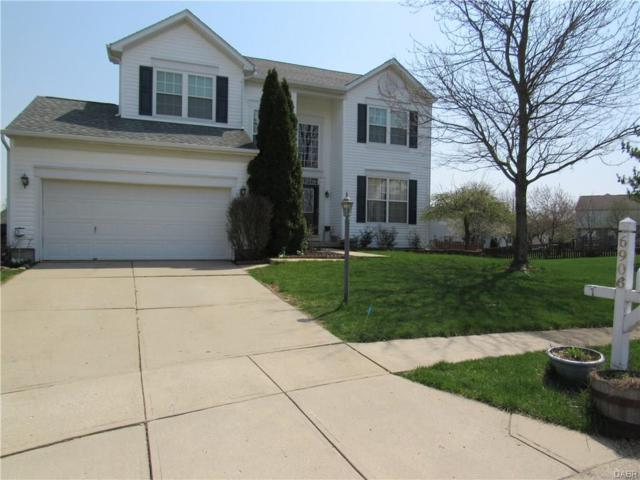 6906 Iverson Court, Huber Heights, OH 45424 (MLS #761127) :: The Gene Group