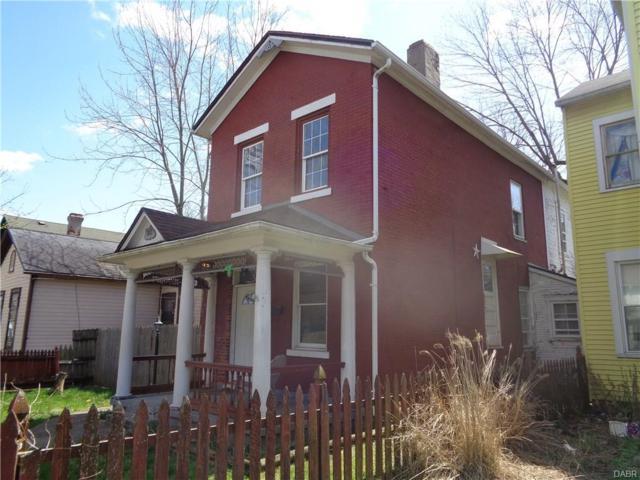 33 Bell Street, Dayton, OH 45403 (MLS #761167) :: The Gene Group