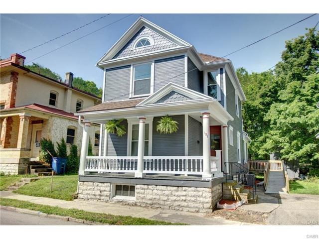 131 Cross Street, Dayton, OH 45410 (MLS #761249) :: The Gene Group