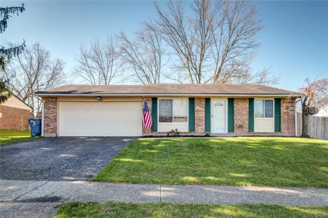4856 Meadowvista Drive, Huber Heights, OH 45424 (MLS #761334) :: Denise Swick and Company