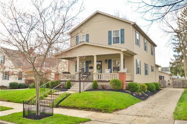 423 Lincoln Place, Urbana, OH 43078 (MLS #761340) :: The Gene Group