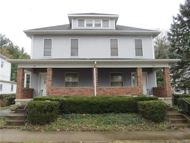 721 Cedar Street #2, Springfield, OH 45504 (MLS #761675) :: Denise Swick and Company