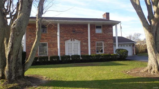 4668 Wenger Road, Clayton, OH 45315 (MLS #761714) :: The Gene Group