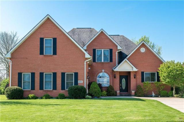 224 Hunterfield Drive, Brookville, OH 45309 (MLS #763328) :: Denise Swick and Company