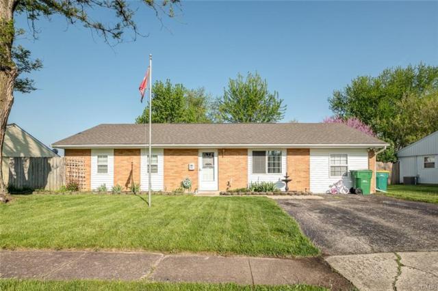 901 Greenheart Drive, New Carlisle, OH 45344 (MLS #763696) :: The Gene Group