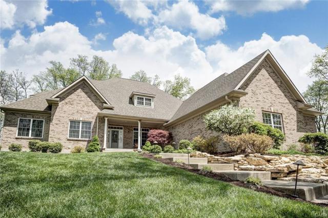434 Chapel Drive, Springboro, OH 45066 (MLS #763728) :: The Gene Group