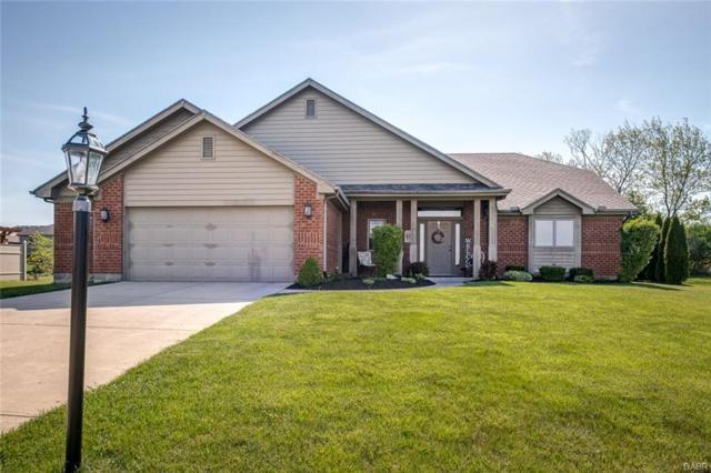 389 Christopher Drive, Springboro, OH 45458 (MLS #763860) :: The Gene Group