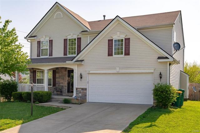 512 Cleary Drive, Fairborn, OH 45324 (MLS #764043) :: The Gene Group
