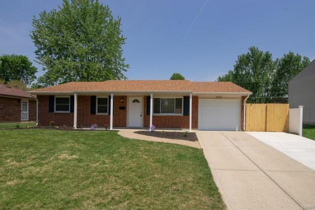 1870 Pueblo Drive, Xenia, OH 45385 (MLS #764096) :: The Gene Group
