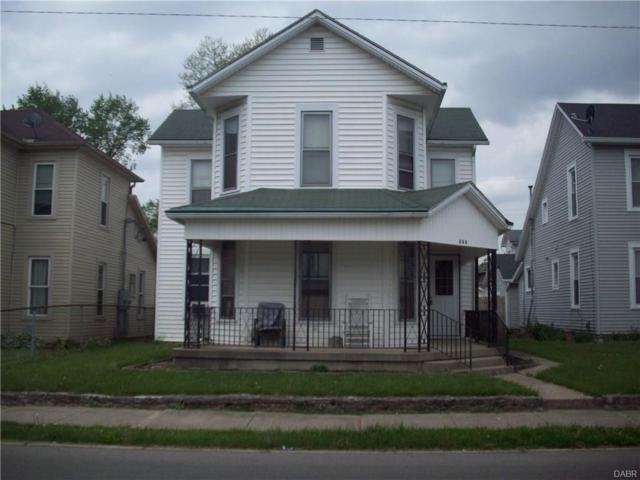508 Adams Street, Piqua, OH 45356 (MLS #764141) :: The Gene Group