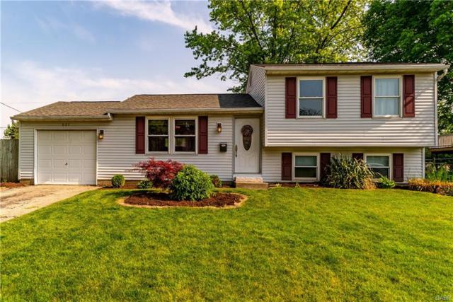807 Sipos Circle, Englewood, OH 45322 (MLS #764167) :: The Gene Group