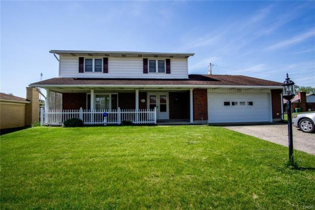 218 Woodlawn Drive, Fairborn, OH 45324 (MLS #764235) :: Denise Swick and Company