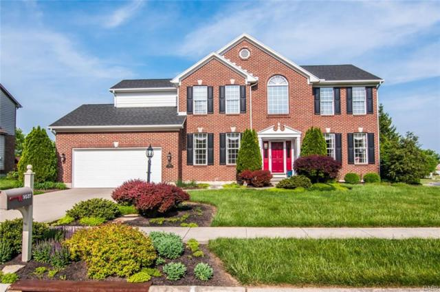 9537 Gem Stone Drive, Centerville, OH 45458 (MLS #764292) :: The Gene Group