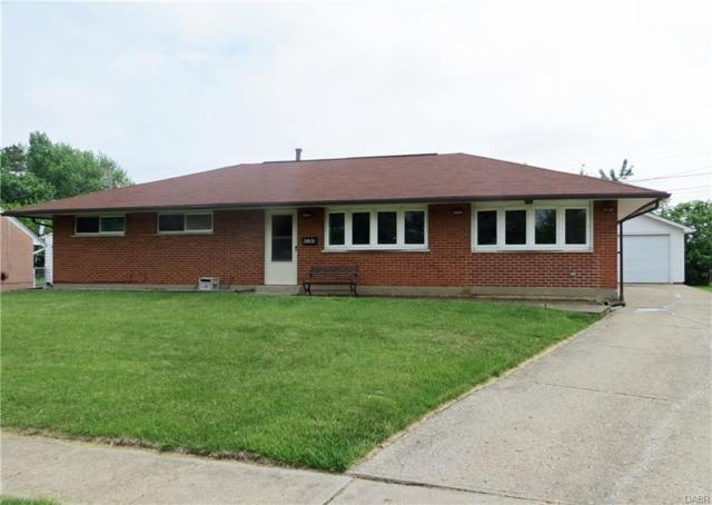 5012 Pepper Drive, Huber Heights, OH 45424 (MLS #764449) :: The Gene Group