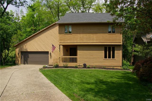 6311 Shadow Lake Trail, Centerville, OH 45459 (MLS #764461) :: The Gene Group