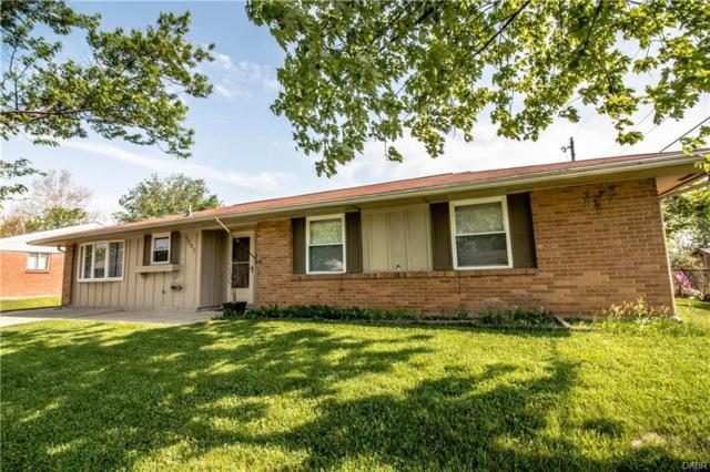 7241 Serpentine Drive, Huber Heights, OH 45424 (MLS #764483) :: The Gene Group