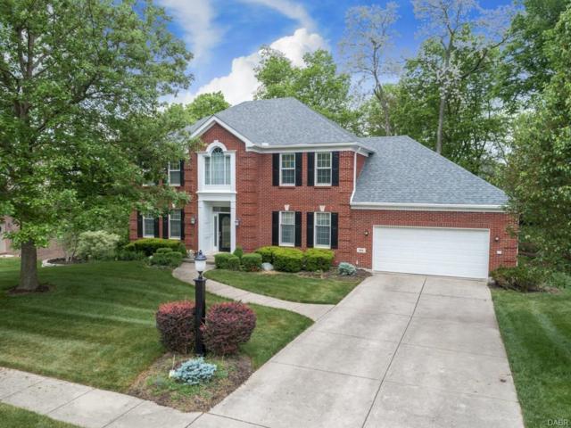 80 Springhouse Drive, Springboro, OH 45066 (MLS #764616) :: The Gene Group