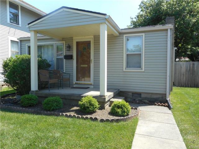 1112 Devon Avenue, Kettering, OH 45429 (MLS #764655) :: The Gene Group