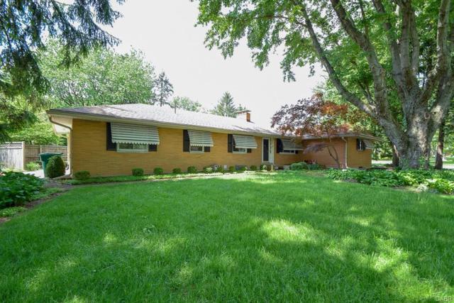 101 Laurelann Drive, Kettering, OH 45429 (MLS #764656) :: The Gene Group