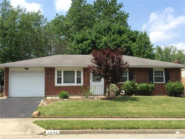 2092 Mississippi Drive, Xenia, OH 45385 (MLS #764764) :: The Gene Group