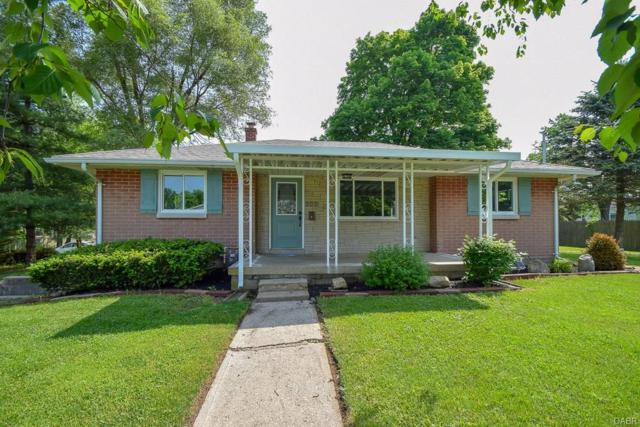 202 Troy Street, Medway, OH 45341 (MLS #764766) :: The Gene Group