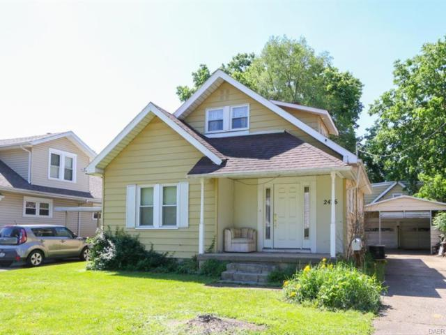 2436 Wilbraham Road, Middletown, OH 45042 (MLS #764992) :: Denise Swick and Company