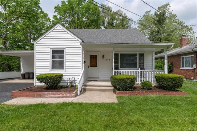 615 11th Street, Miamisburg, OH 45342 (MLS #765105) :: Denise Swick and Company